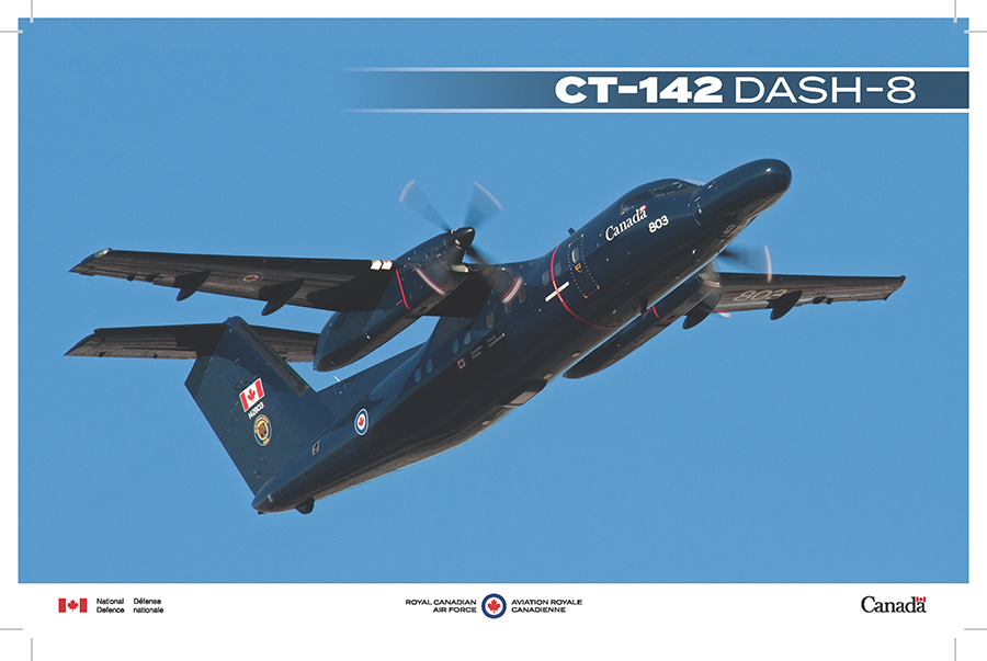 Image de la fiche technique du CT-142 Dash-8