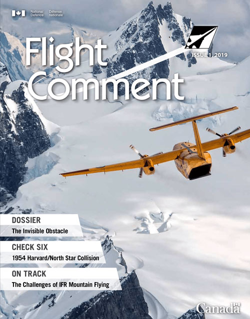 Flight Comment Issue 1, 2019 Cover page