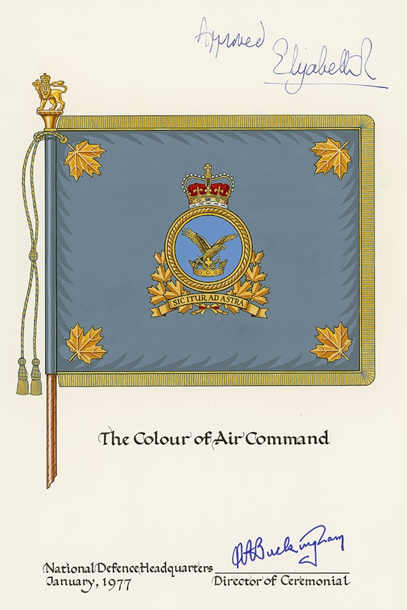 1982 Command Colour