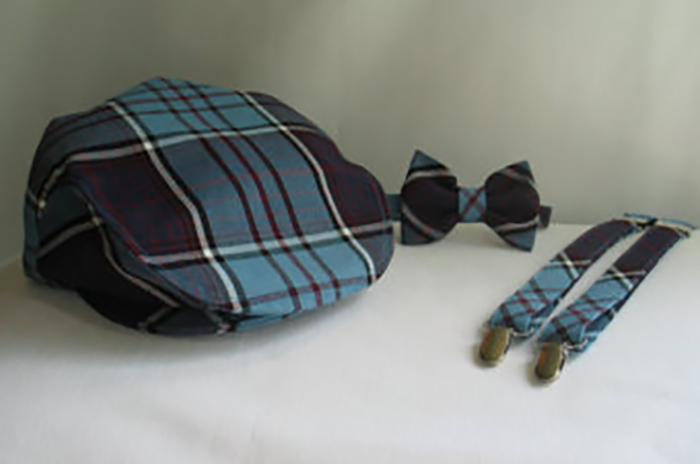 Today, the Royal Canadian Air Force tartan is used for many items, and is a favourite among those who love tartans. PHOTO: Pinterest