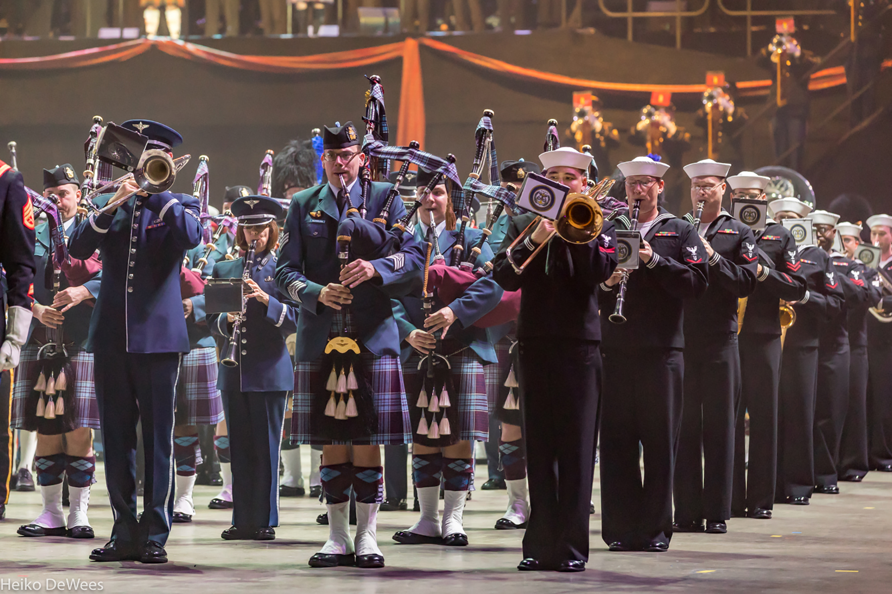 Royal canadian air force news article rcaf well for Virginia international tattoo 2017