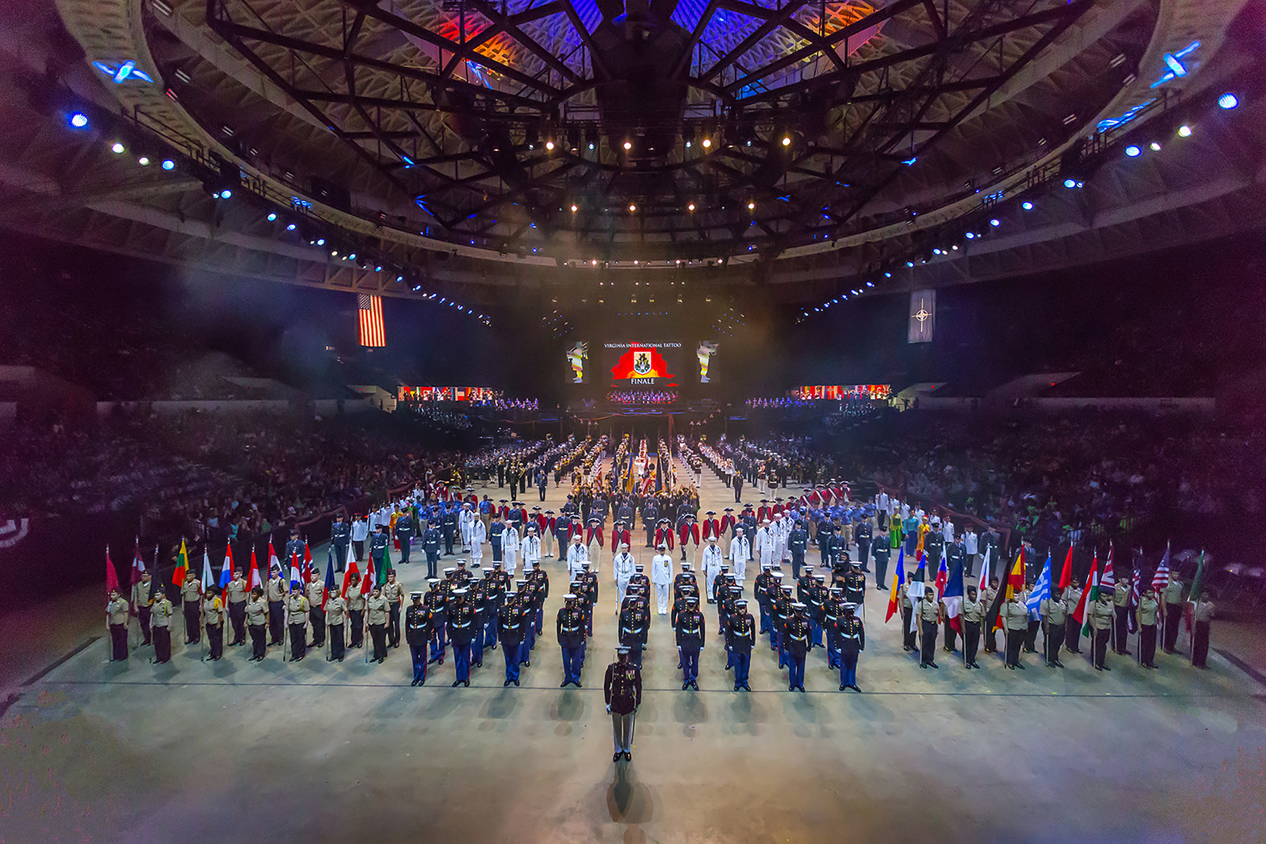 News royal canadian air force news article rcaf well for Virginia international tattoo 2017
