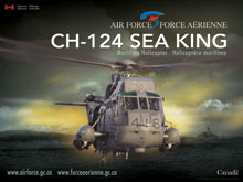 CH-124 Sea King - Front