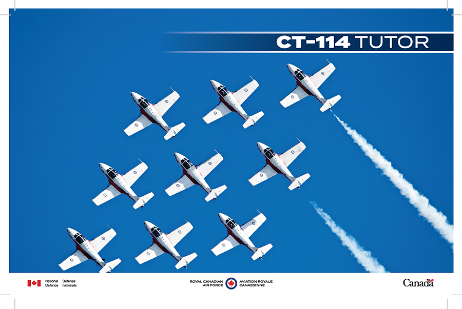 CT-114 Tutor fact sheet image