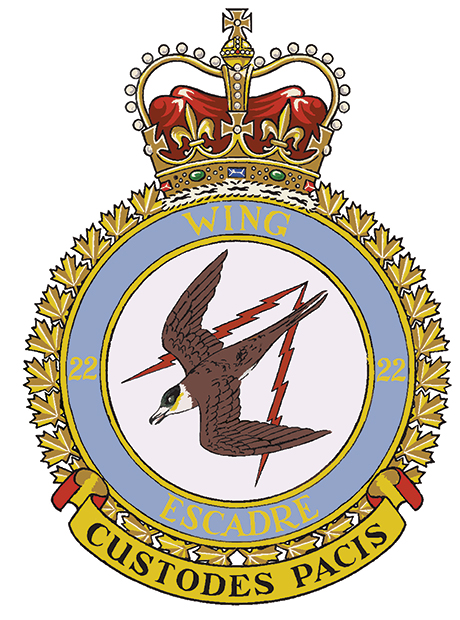 Wing badge
