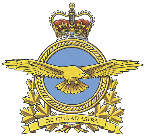 Royal Canadian Air Force Badge